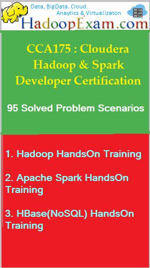 http://www.hadoopexam.com/cloudera_certification/cca175/cca_175_hadoop_cloudera_spark_certification_questions_dumps_practice_test.html